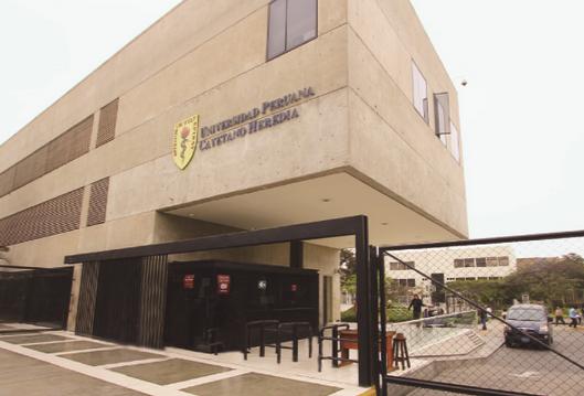 Universidad Peruana Cayetano Heredia - UPCH Campus