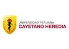 Universidad Peruana Cayetano Heredia - UPCH logo