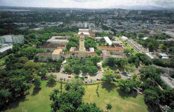 Universidad de Puerto Rico – UPR Campus