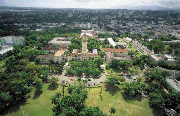 Universidad de Puerto Rico - UPR Campus