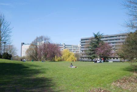 Université libre de Bruxelles - ULB Campus