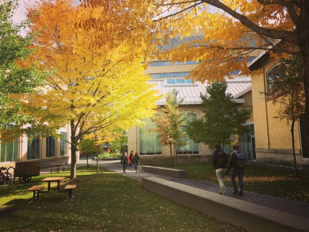Université du Québec à Montréal - UQAM Campus