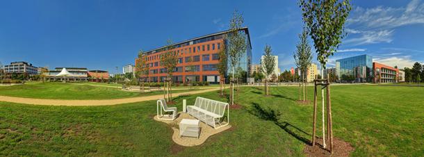 University of South Bohemia in Ceske Budejovice – JCU Campus