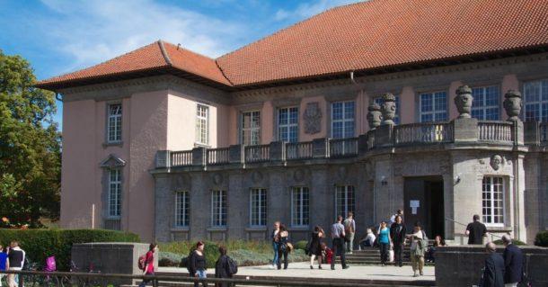 University of Tubingen Campus