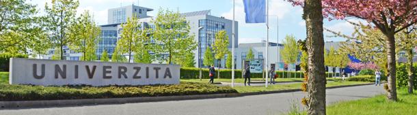 University of West Bohemia Campus