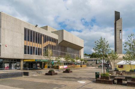 Aberystwyth University - ABER Campus
