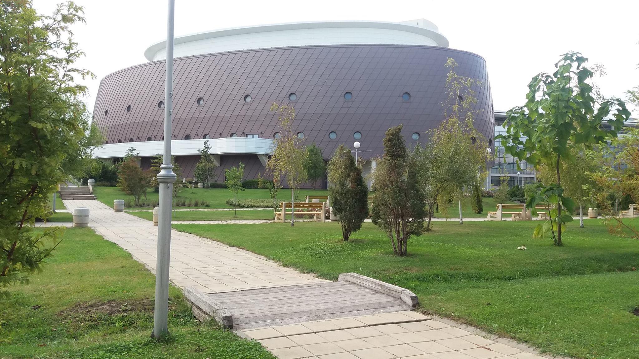 Agricultural University Plovdiv - AU Campus