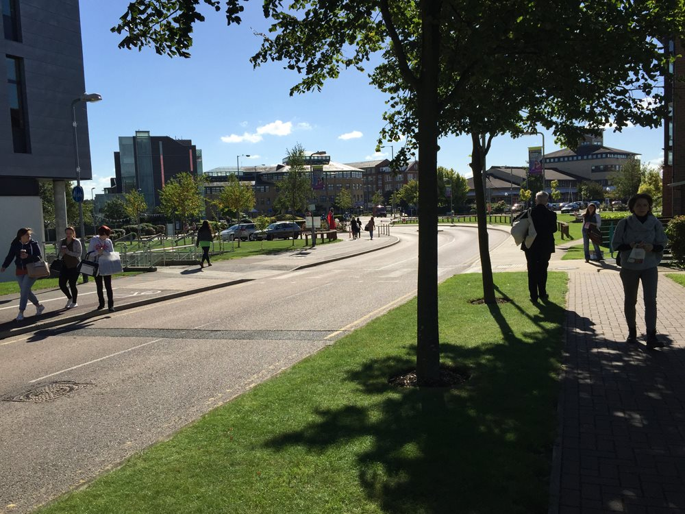 Anglia Ruskin University - ARU Campus