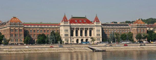 Budapest university of technology and economics (BME) campus