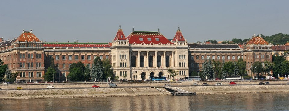 Budapest University of Technology and Economics – BME Campus