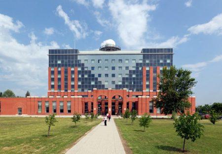 Eötvös Loránd University - ELTE Campus