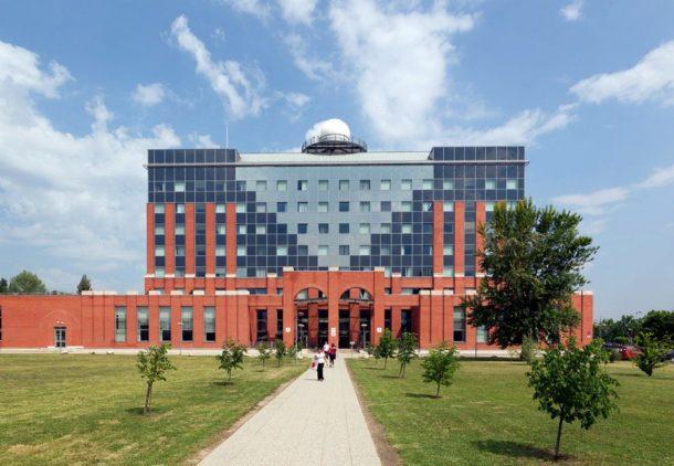 ELTE university campus