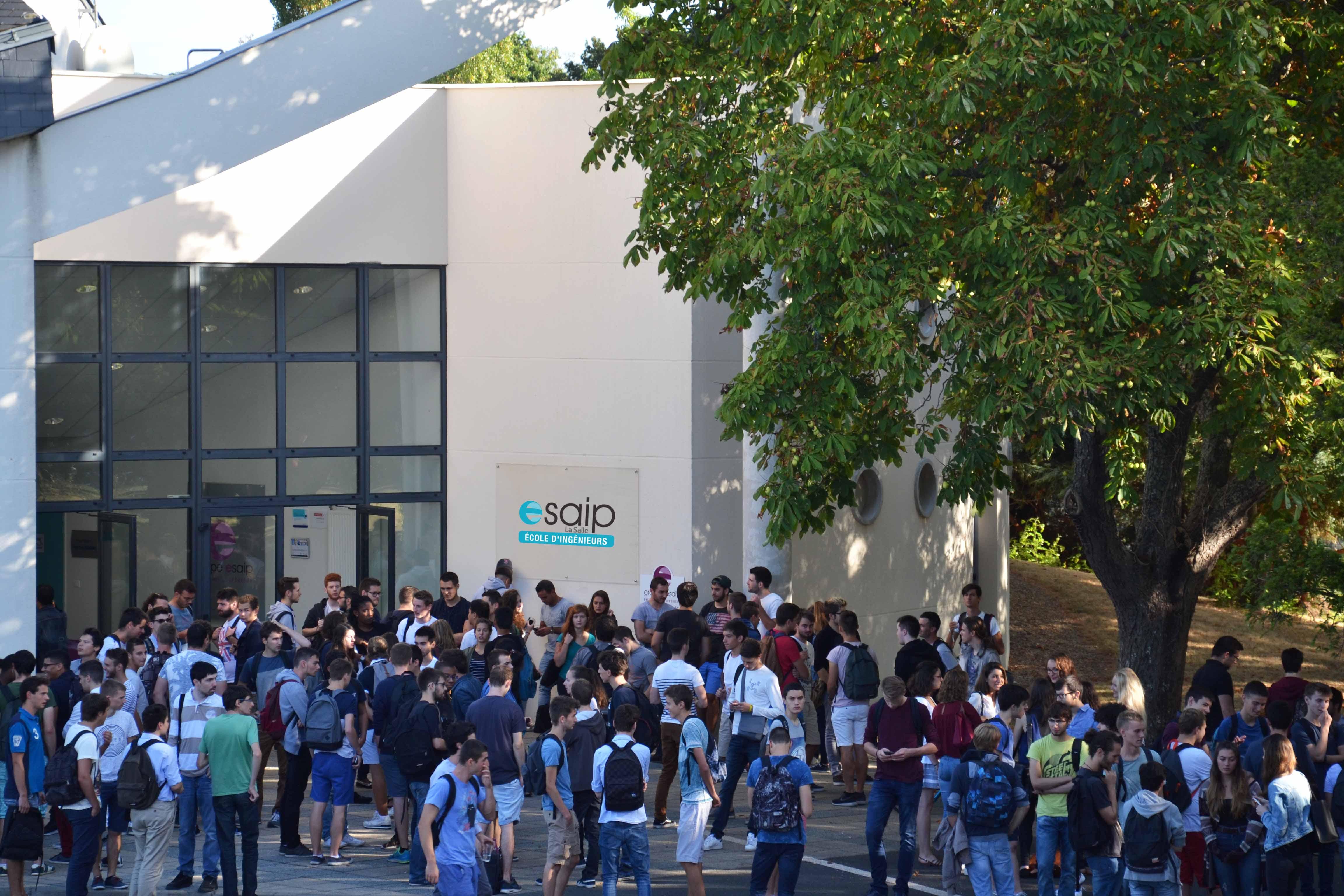 Ecole d'Ingenieurs – ESAIP Campus