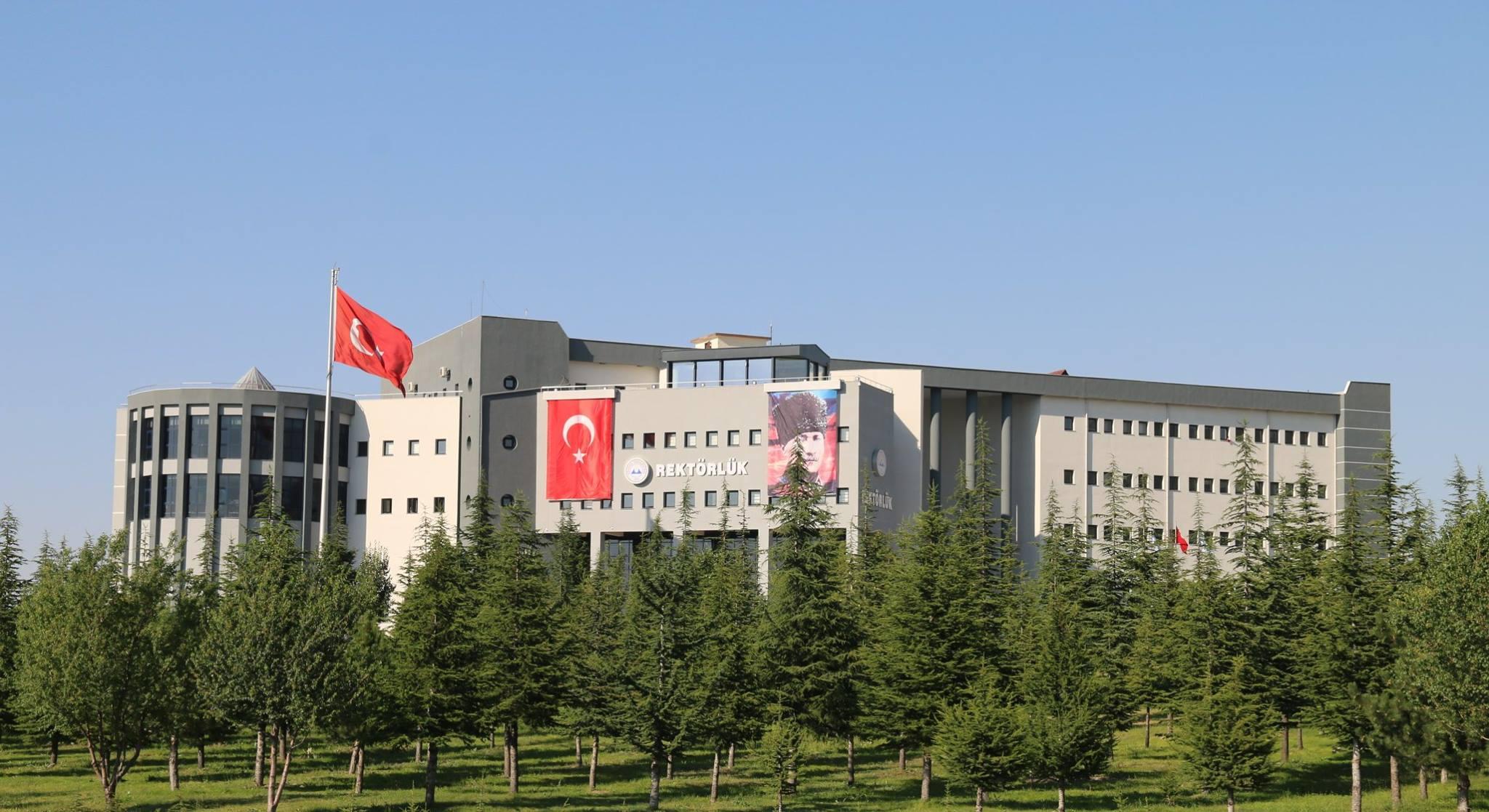 Erciyes University – Eru Campus