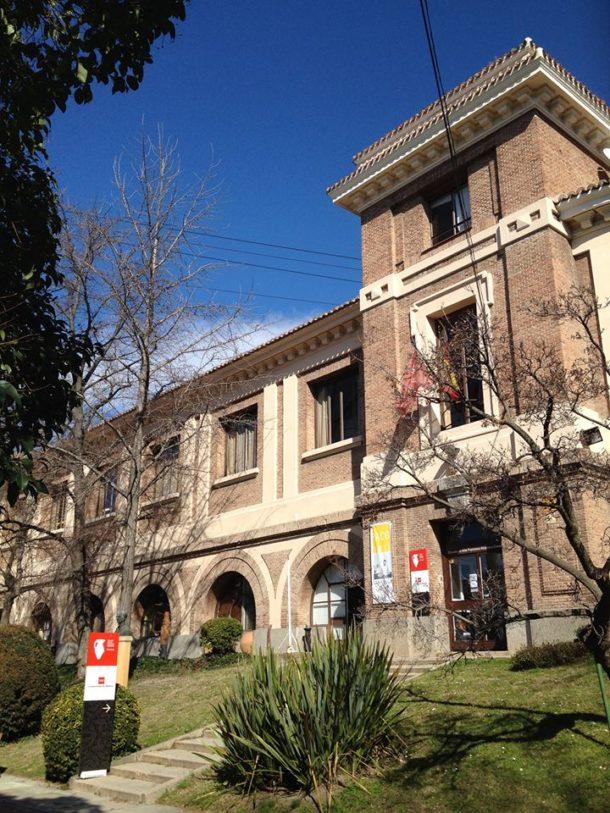 Escuela de Arte Francisco Alcántara Campus