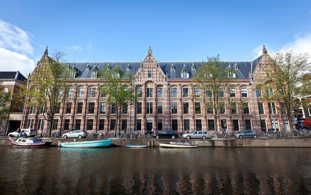 University of Amsterdam campus (UvA)