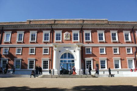 Goldsmiths University of London - Gold Campus