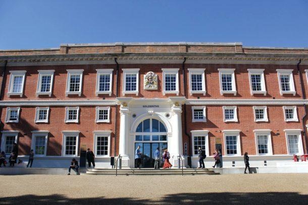 Goldsmiths University of London – Gold Campus