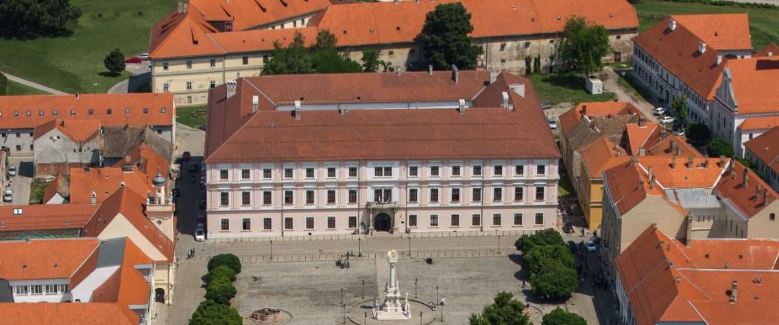 Josip Juraj Strossmayer University of Osijek - UNIOS Campus