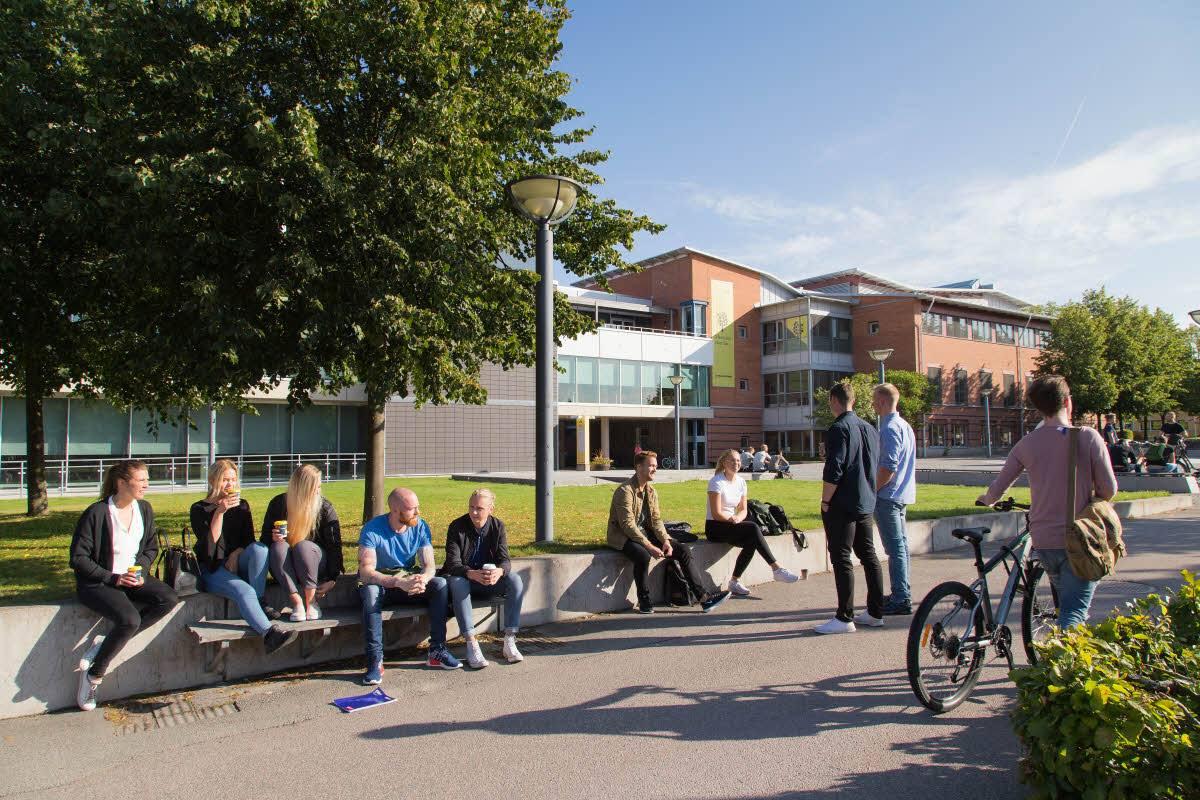 Linnaeus University - LNU Campus