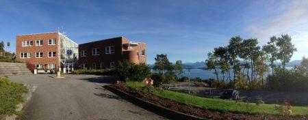 Molde University College Campus