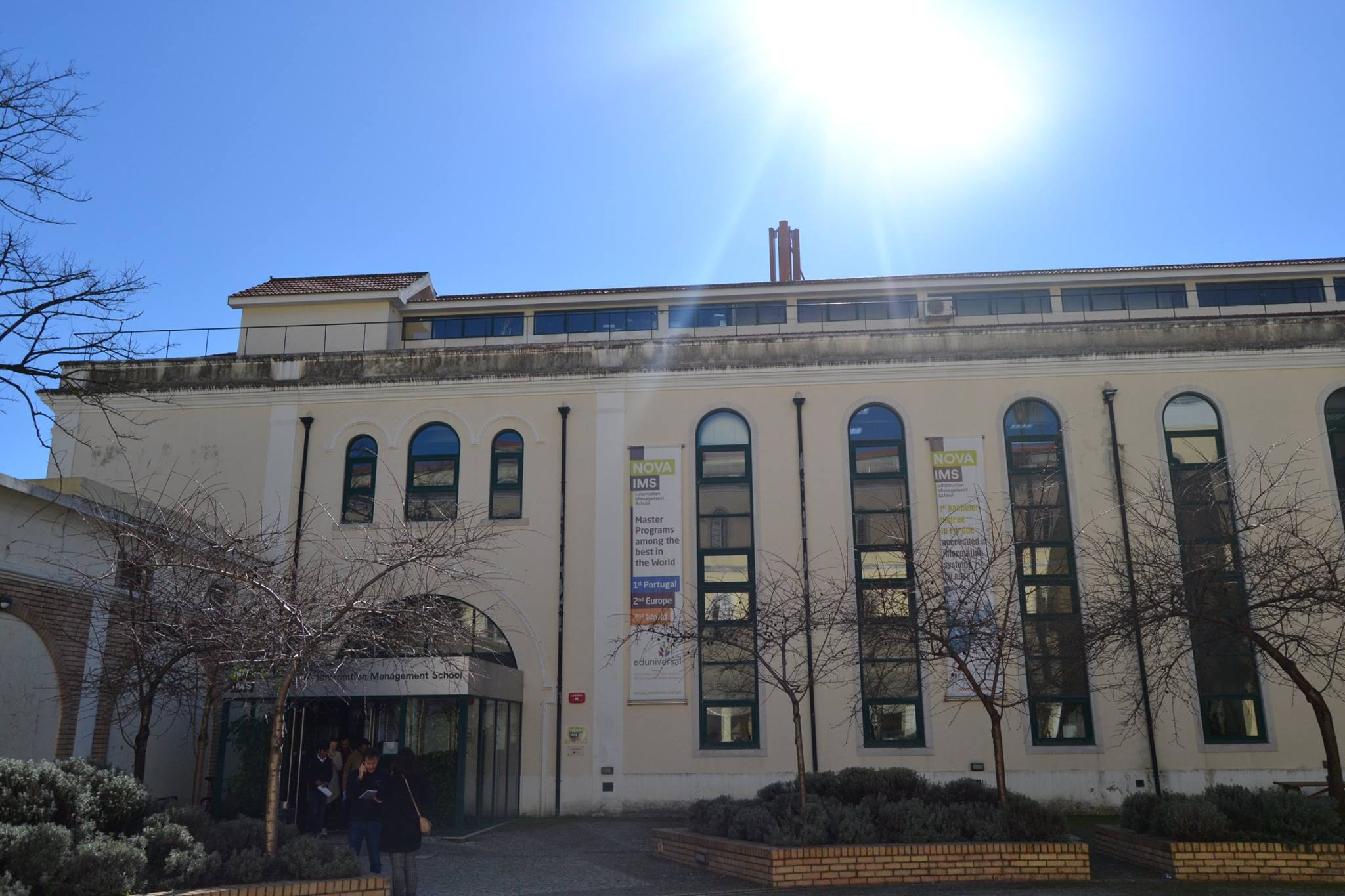 NOVA University – Information Management School - NOVA IMS Campus