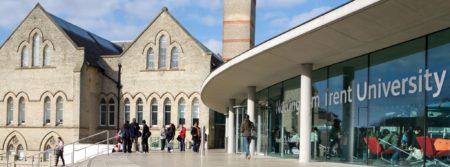 Nottingham Trent University - NTU Campus