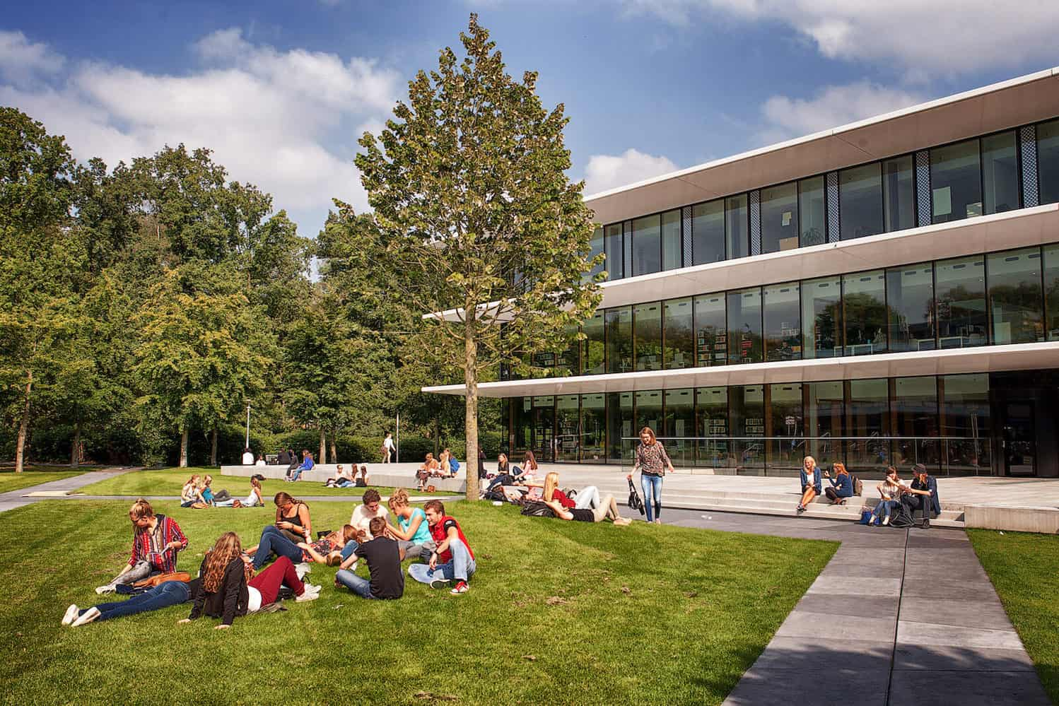 Radboud University Campus