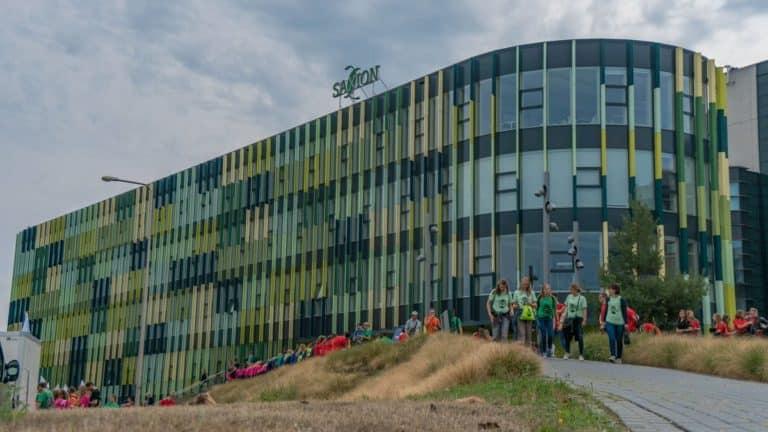 Saxion - campus