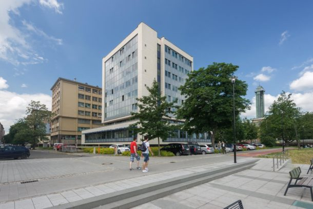 Technical University of Ostrava – VSB Campus