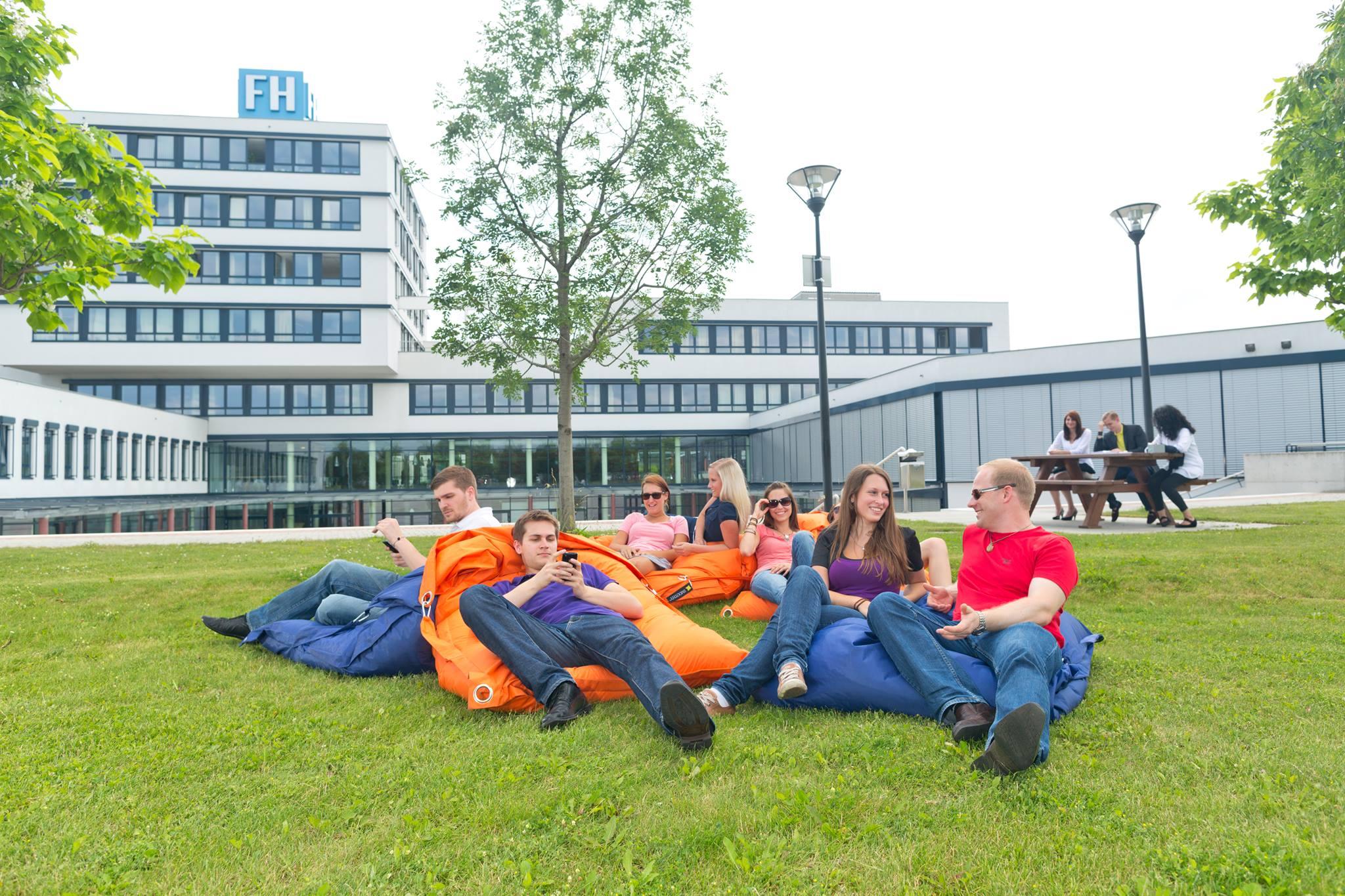 University of Applied Science Wiener Neustadt  - FHWN Campus