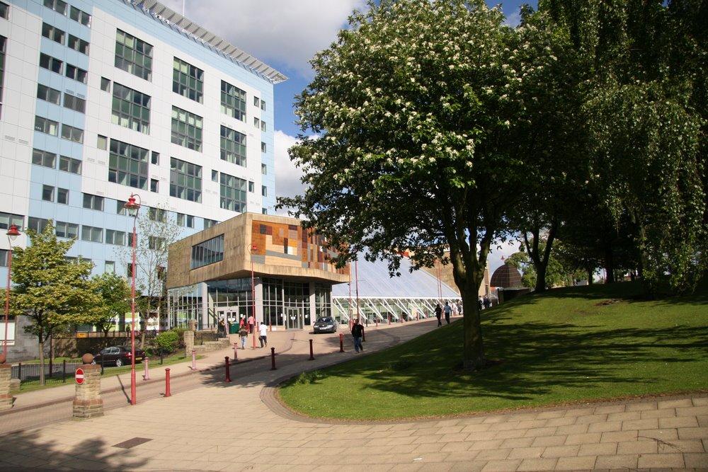 University of Bradford Campus