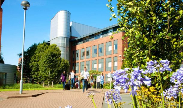 University of Central Lancashire - UCLAN Campus