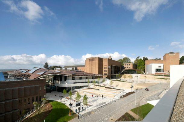 University of Exeter - UOE Campus