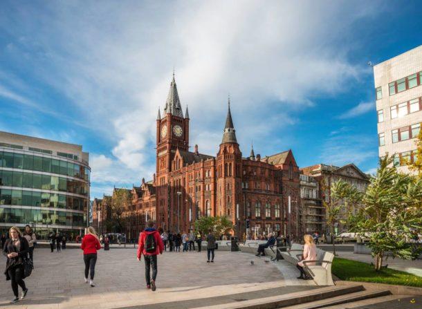 University of Liverpool – UOL Campus