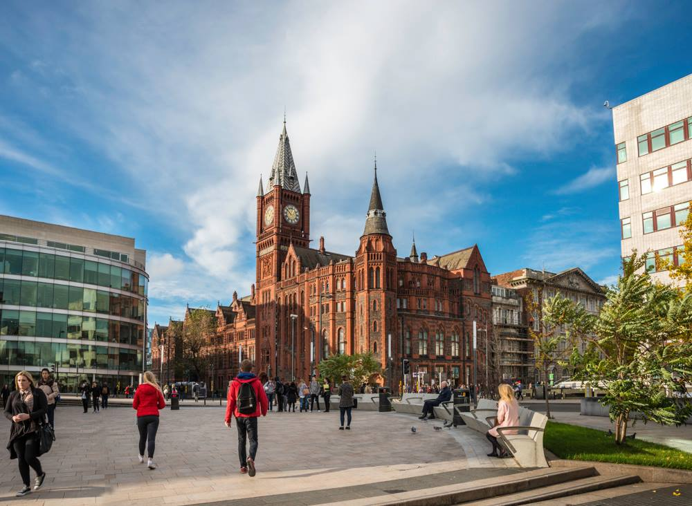 University of Liverpool – UOL Campus