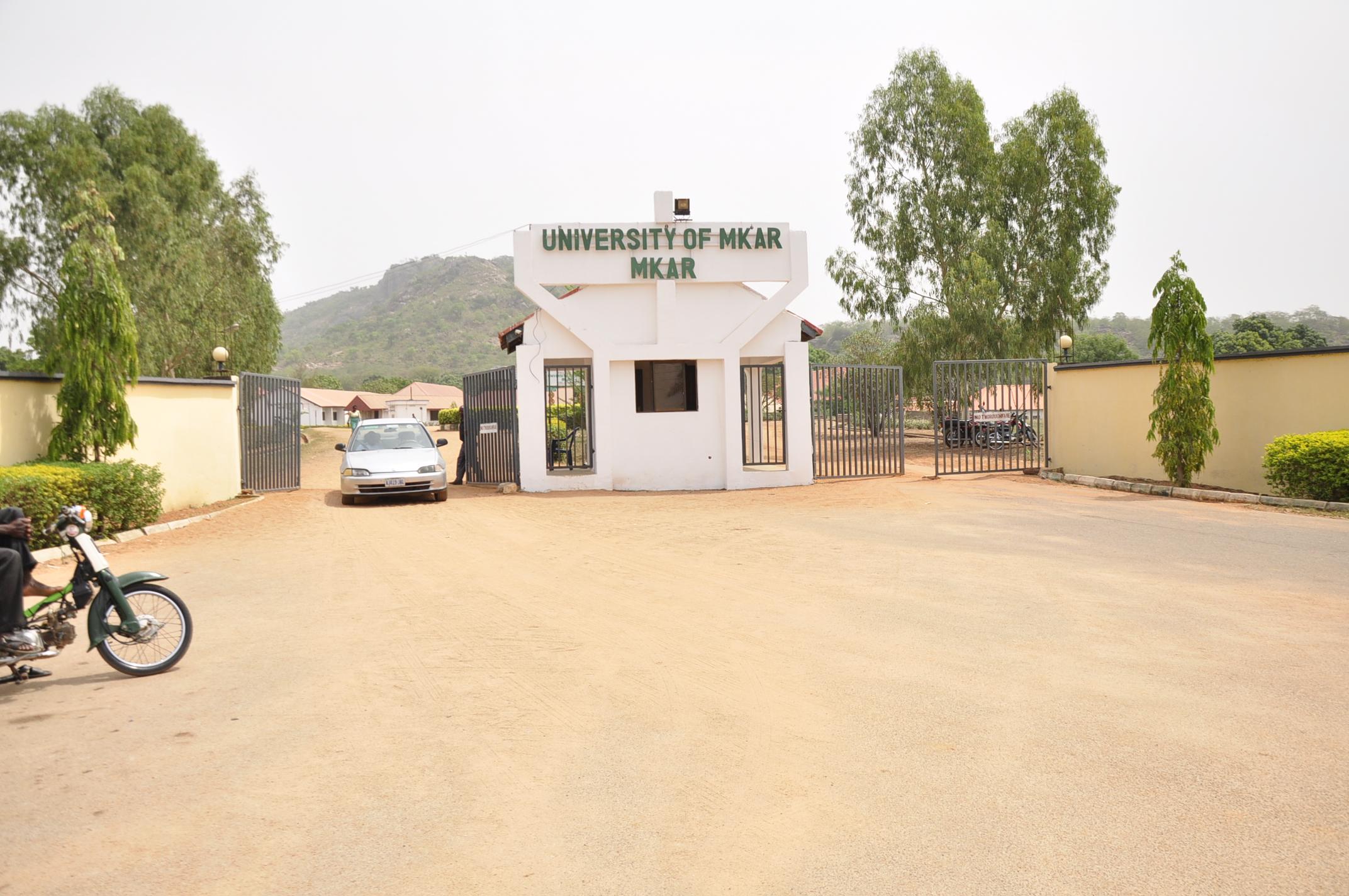 University of Mkar – UMM Campus