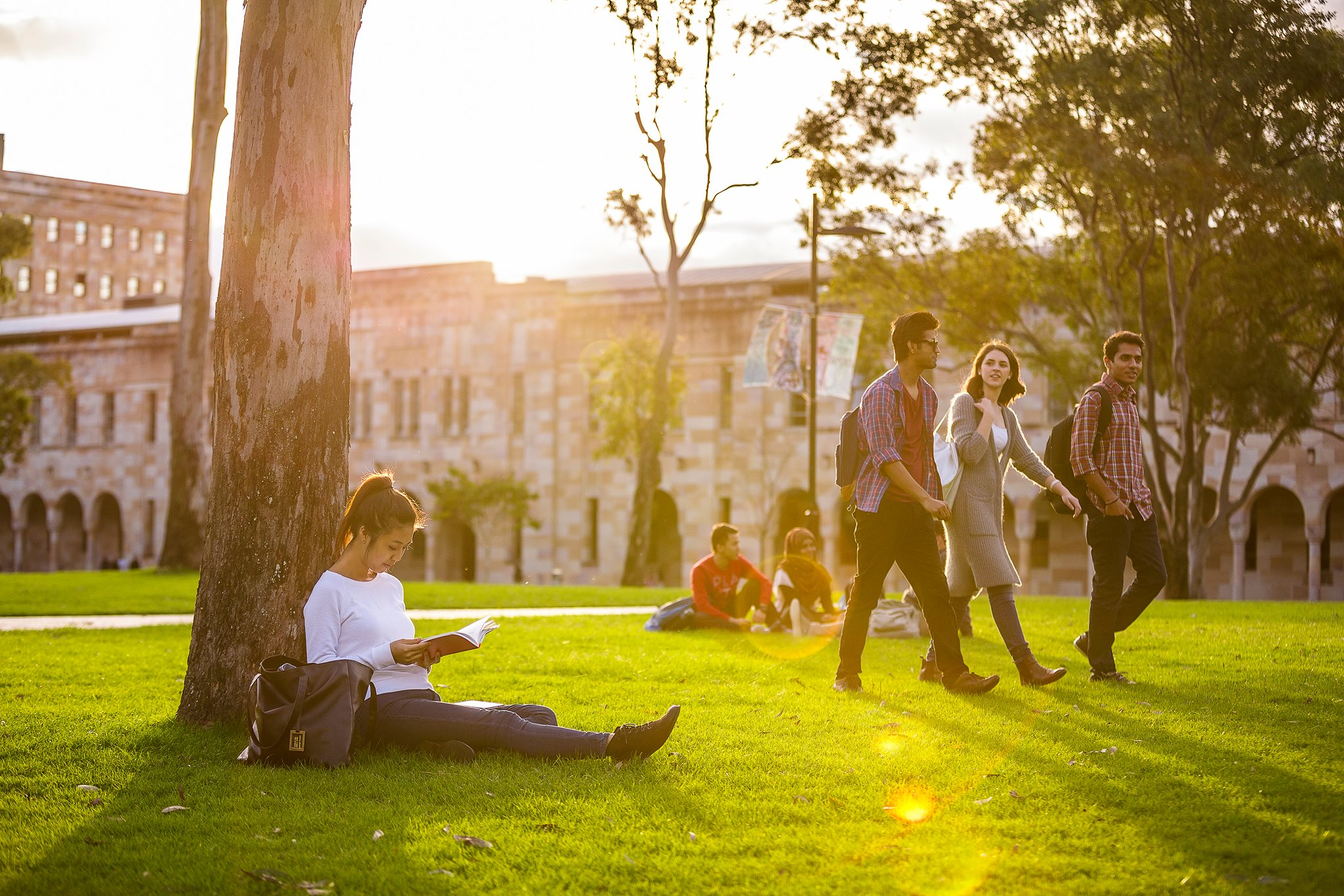 University of Queensland - UQ Campus