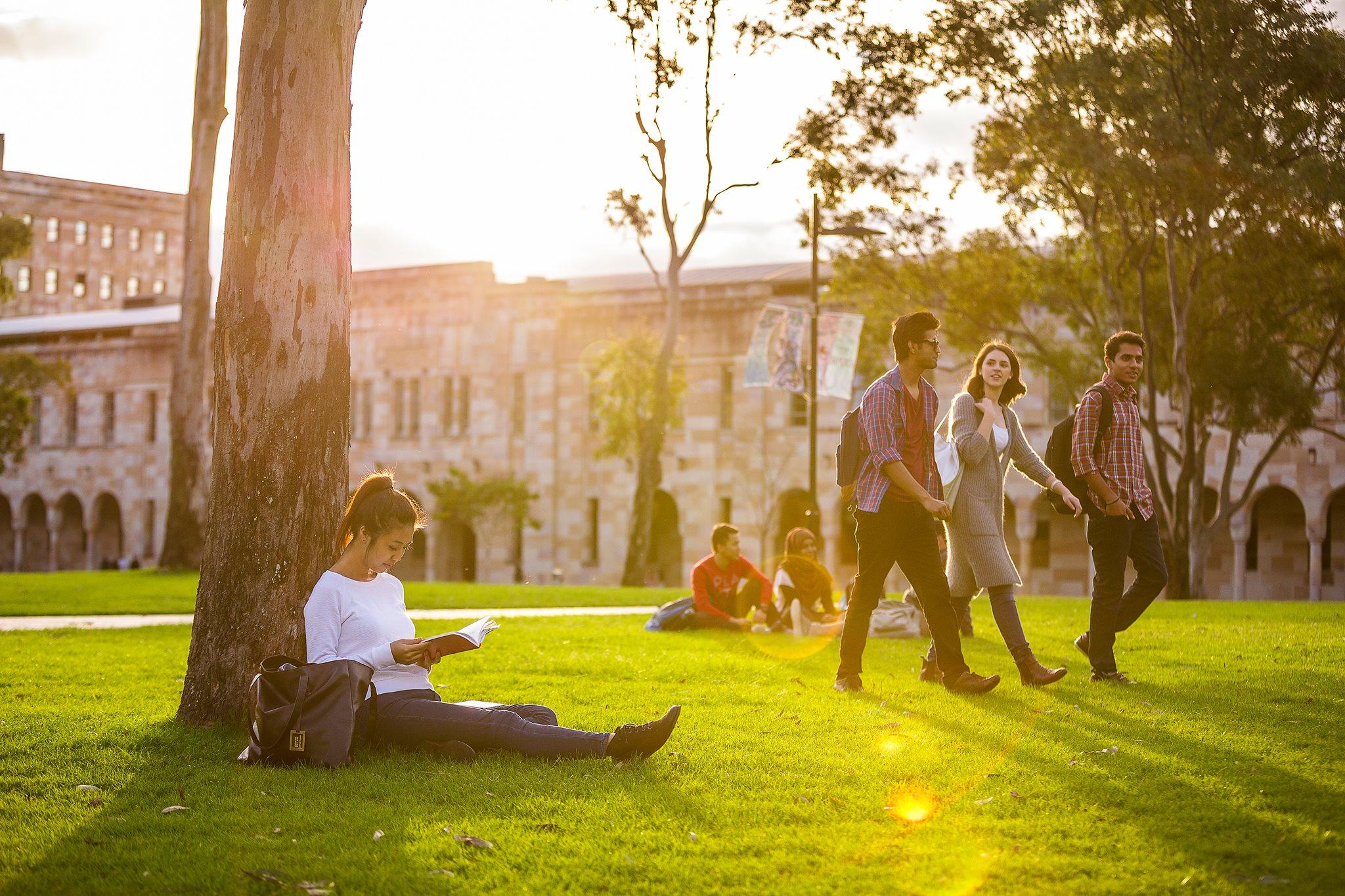 University of Queensland – UQ Campus