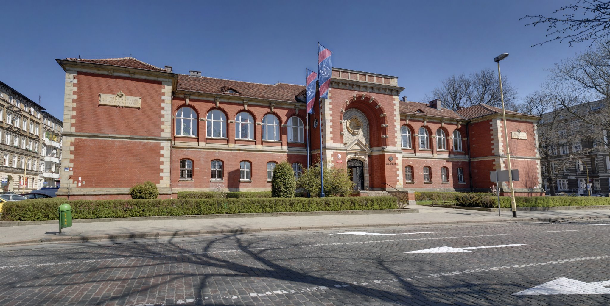 University of Szczecin – USZ Campus