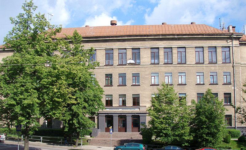 Vilnius University of Applied Sciences – VIKO Campus