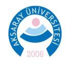 Aksaray University - ASU