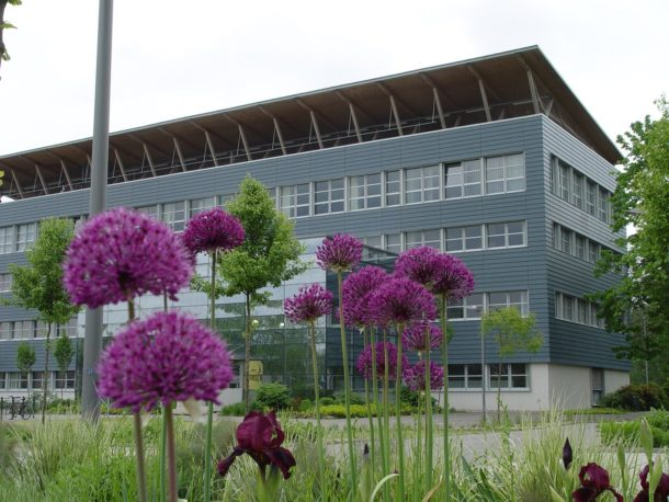 Anhalt University of Applied Sciences Campus