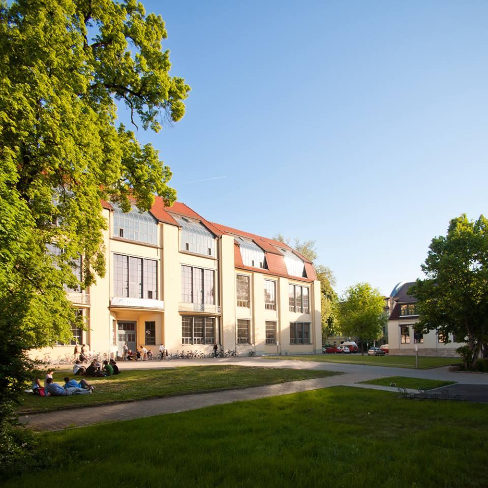 Bauhaus University Weimar Campus