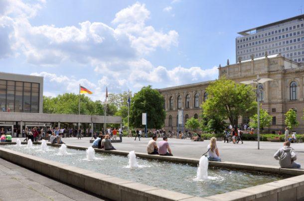Braunschweig University of Technology Campus