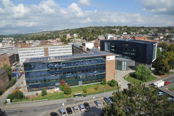 Buckinghamshire New University – Bucks New Uni Campus