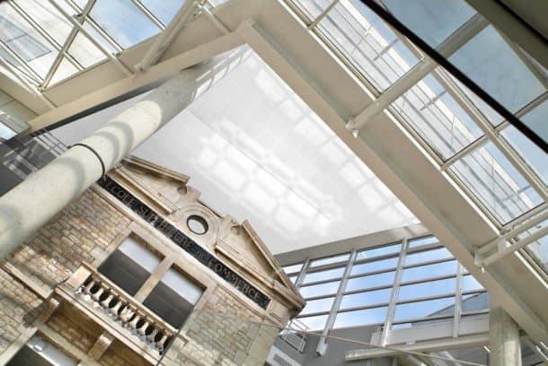 burgundy school of management campus atrium