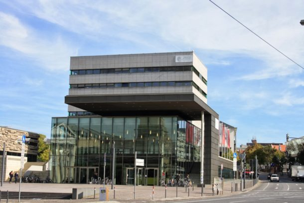 Darmstadt University of Technology - TU Darmstadt Campus