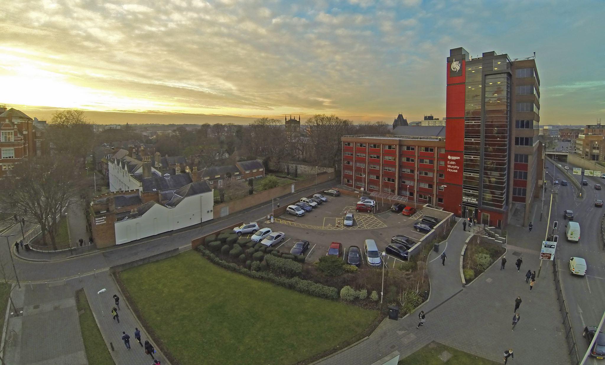 De Montfort University – DMU Campus
