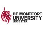 De Montfort University - DMU logo